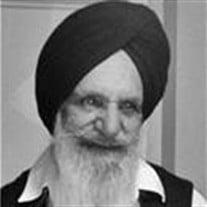 Sardar Ajaib Singh Nijjar