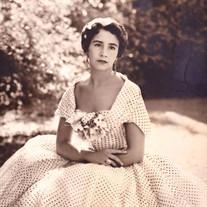 Joan  Palmer Catlett (Everett)