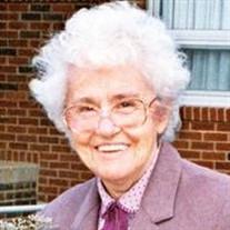 Dorothy Elizabeth Gibbons