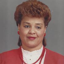 Mrs. Janice Elizabeth Jennett Stevenson Shorter