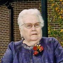 Faye Buckner