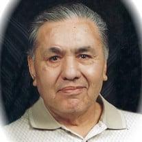 Francisco Calderon Salinas  SR