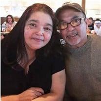 Jose Ramon Montes and Lydia Maria Montes