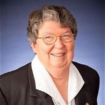 Sister Nancy Keane SSJ