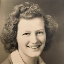 Alma M. Burgess