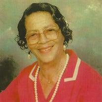 Ms. Lola Mae Wilson