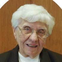 Sr. Mary Trinitas Mayer, SA