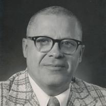 Oran Earl Legate