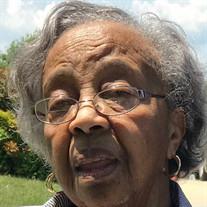 Velma Louise Hawks