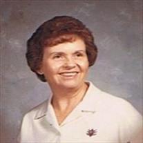 Mable LaVaughen Bankston