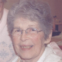 Mrs. Ellena Saulsbury Crosby