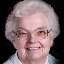 Mrs. Marlene Ruth Sheard (nee:Gendrich)