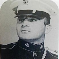 Ret.  USMC/MGySgt. Franco M. Capirci