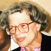 Alma Josephine Payne