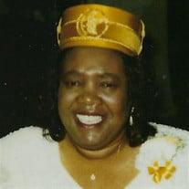 Ms. Jacqueline Joyner Jackson