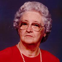 Gladys Williams Kirby