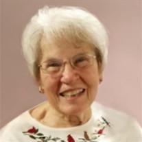 Doris Jayne Regas