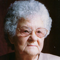 Clara Marjorie Baldwin