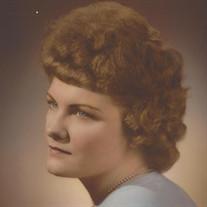 Mary Elizabeth Welch
