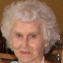 Eleanor Marie Woods