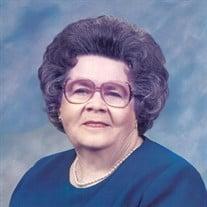 Margaret Louise Pence