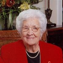 Mary Edna Mitchel