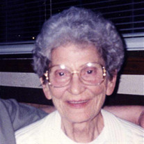 Mrs. Wanda Holmes Combest