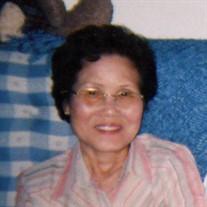 Kimiko M. Buxton