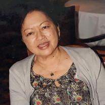 Maria Luisa Saguin Benemerito