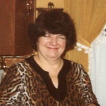 """Judith M. """"Judy"""" Muchowski"""