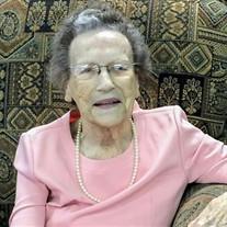 Bessie Mae Stevenson Ford