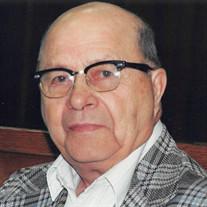 """William """"Bill"""" Theodore Lundberg"""