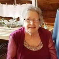 Margaret Anne Lydia Dodge