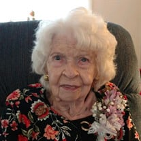 Mrs. Gladys Binkley Nelson Arnold