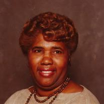 Mrs. Jannie Patterson