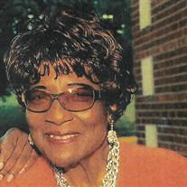 Mrs. Cleo E. Lampley