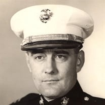 LtCol Robert Lewis Zuern, USMC (Ret.)