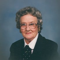 Nettie Florence Yates