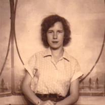 Bessie Mae Bowen