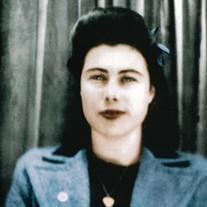 Mrs. Ida Belle Wilkes Stevens