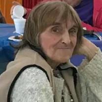 Marie Elizabeth (Mallett) Gallien