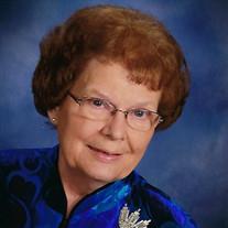 "Elizabeth ""Betty"" Ann Hodapp"