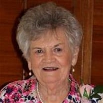 """Mrs. Bonita """"Bonnie"""" Mae Lees"""