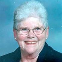 Nancy Louise Callander