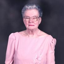 Mrs. Janice Cosby