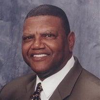 Presiding Elder Harry H. Terrell, Sr.