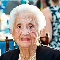 Mrs. Olga Clavell Aponte
