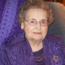 Mrs Hazel McDaniel Robinson