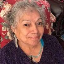 Mrs.  Gregoria Gonzalez