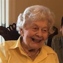Mrs. Jane Biesecker McLean
